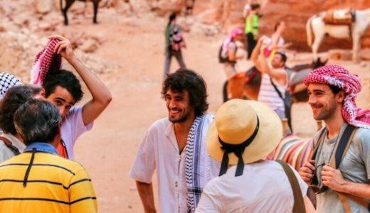 ヨルダンの観光スポット:インディージョンズの舞台で死海浮遊?!
