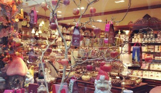 ベルギーのおしゃれ観光スポット:チョコと小便小僧に癒される