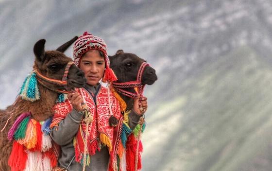 ペルーの観光スポット:インカ帝国の歴史を満喫