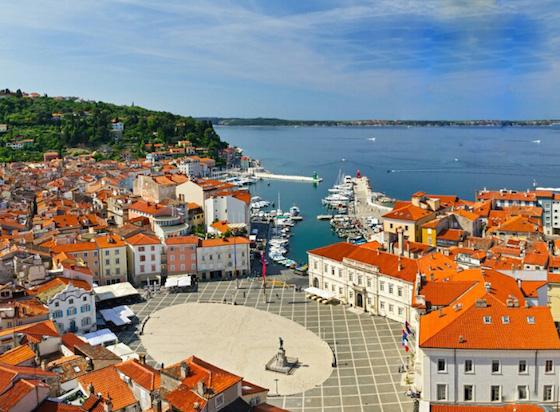 スロベニアの観光スポット:物価激安の穴場海外旅行先で大自然を満喫