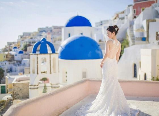 おしゃれなギリシャサントリーニ島の観光スポット!女性におすすめ