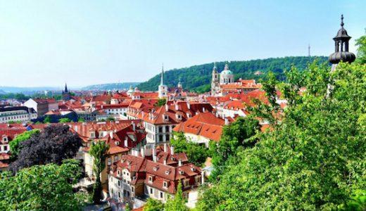チェコ・プラハのおしゃれ観光スポット:ビールを飲んで温泉に浸かる?!