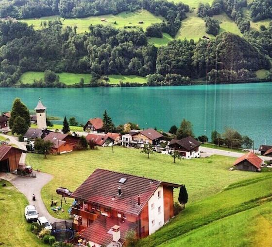 スイス・チューリッヒのおしゃれ観光スポット