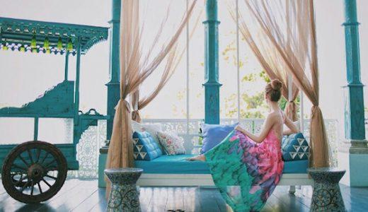 タイ・チェンマイの観光スポット:古都でのんびり休日を過ごす