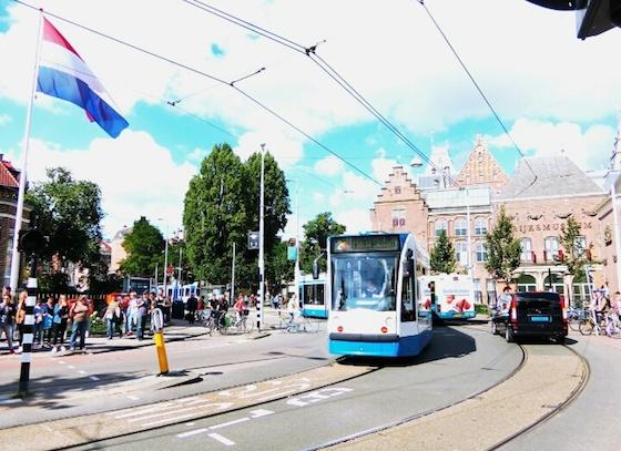 オランダ・アムステルダムのおしゃれ観光スポット