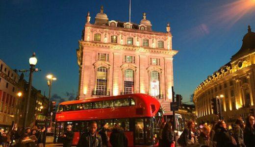 イギリス・ロンドンのおしゃれ観光スポット: