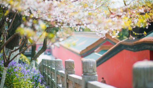 南京のおすすめ観光スポット:中国の古都で孫中山の墓を見る