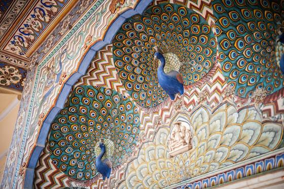 インド・ジャイプルの観光スポット:ピンク・シティーで不思議な建物に感動!